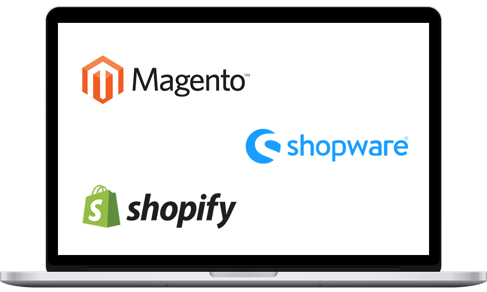 Shopping Cart Systems: Magento, Shopware, Shopify